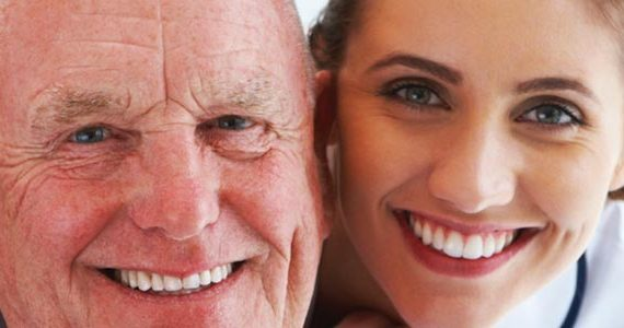نگهداری ، پرستاری و مراقب و مراقبت از سالمند بیمار در منزل